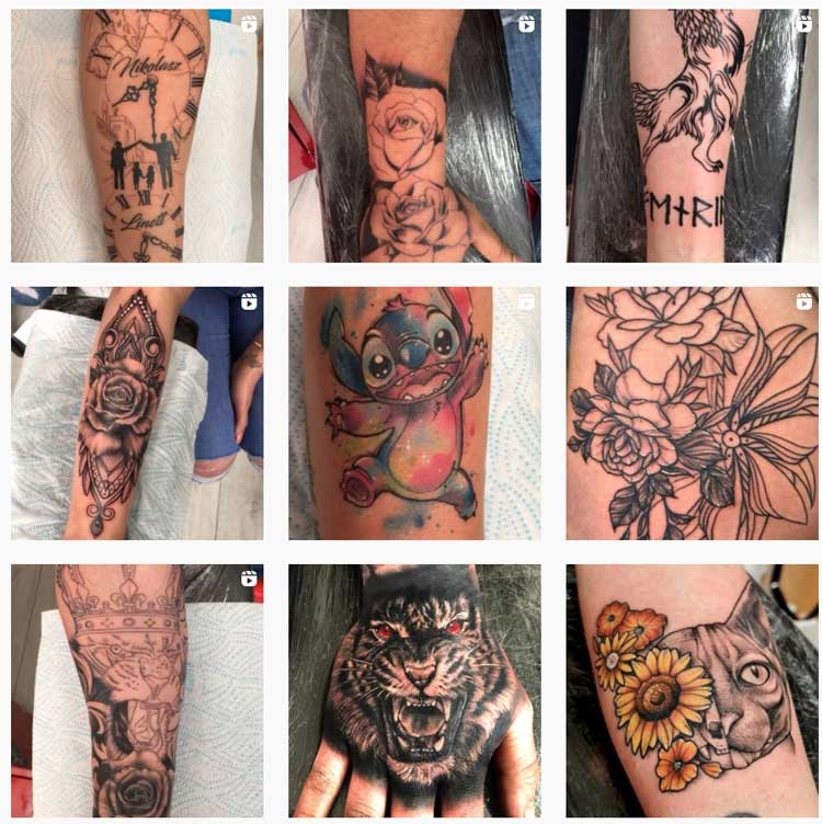Ink & Beauty Tattoo Leeds